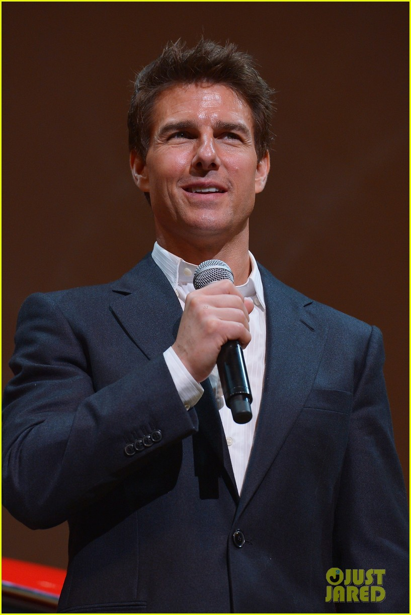 tom cruise jack reacher japan premiere 09