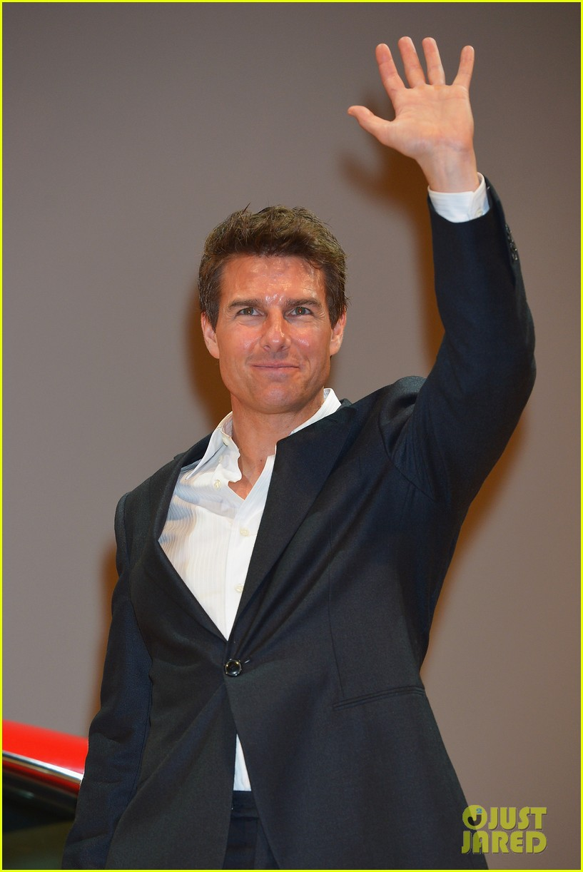 tom cruise jack reacher japan premiere 12