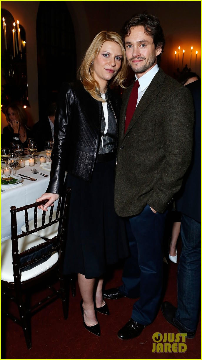 claire danes homeland cast showtime golden globes dinner 10