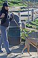 jenna dewan shows off growing baby bump on dog walk 08