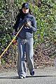 jenna dewan shows off growing baby bump on dog walk 20