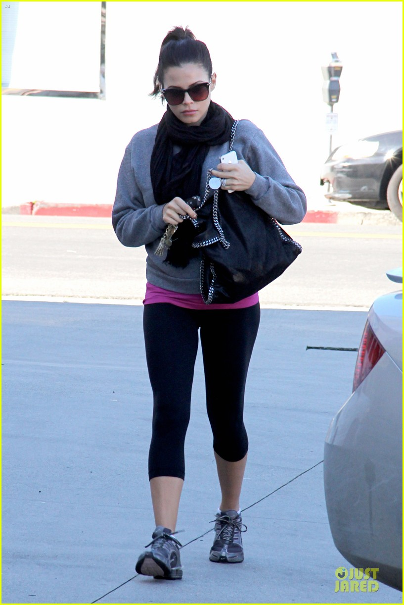 jenna dewan lunchtime in beverly hills is not good for my hormones 032794436