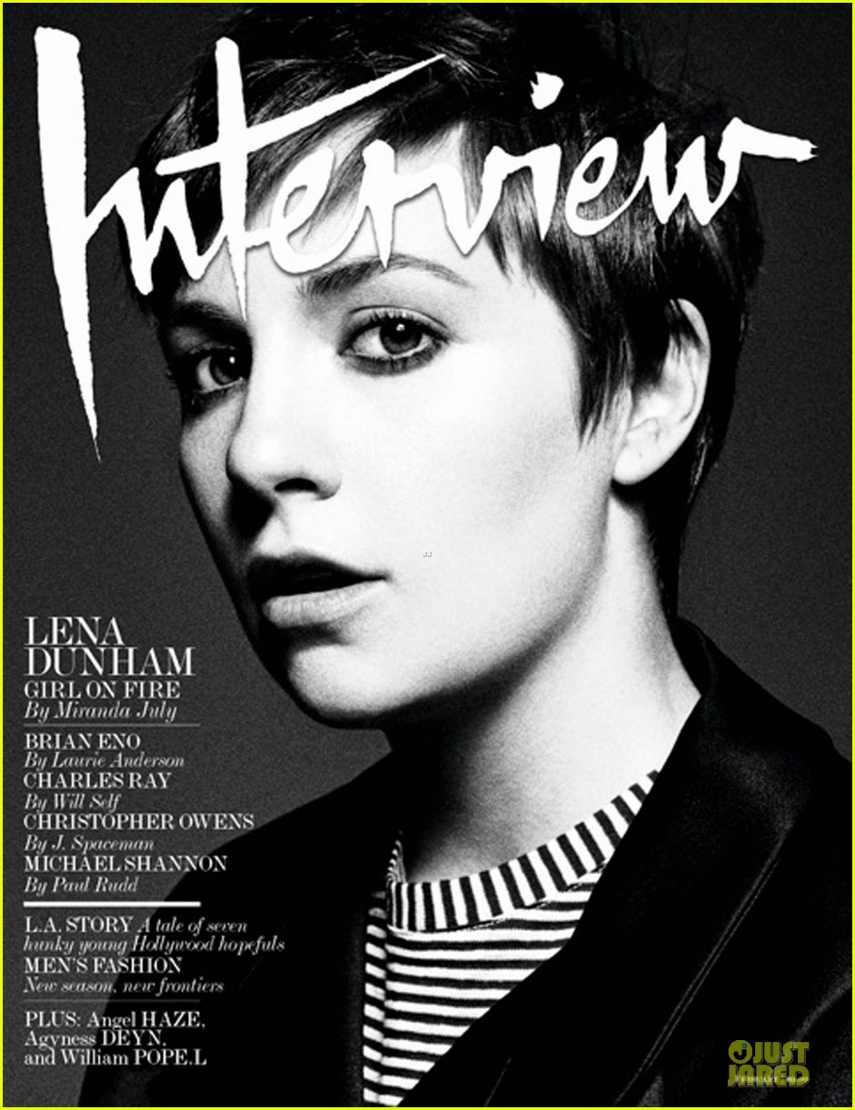 lena dunham covers interview magazine february 2013 03.