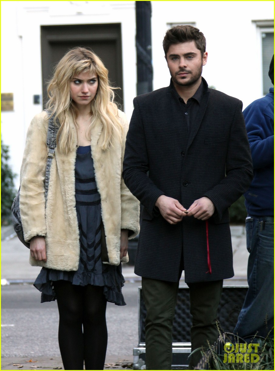 zac efron imogen poots kiss kiss for dating 18