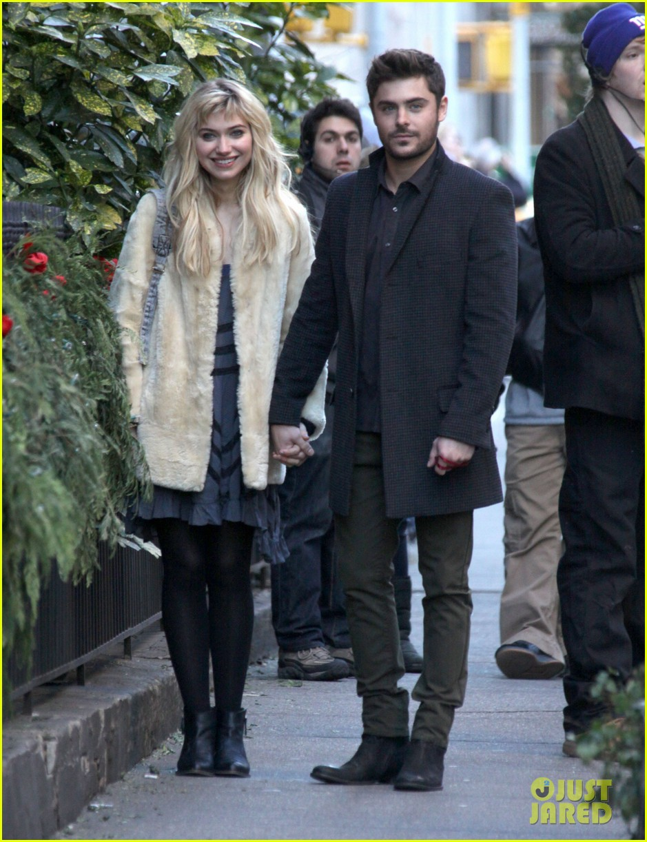 zac efron imogen poots kiss kiss for dating 24