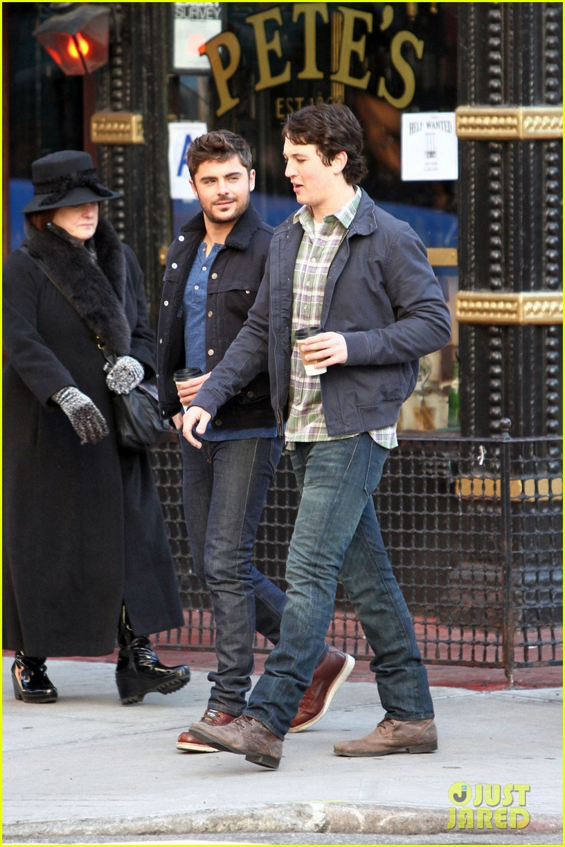 zac efron monday morning coffee with miles teller 032786197