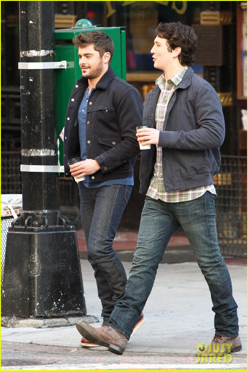 zac efron monday morning coffee with miles teller 05