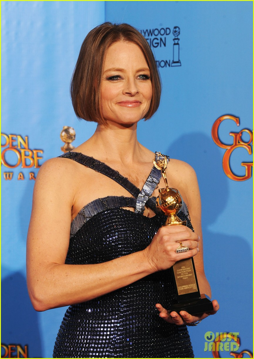 jodie foster coming out speech at golden globes 062791847