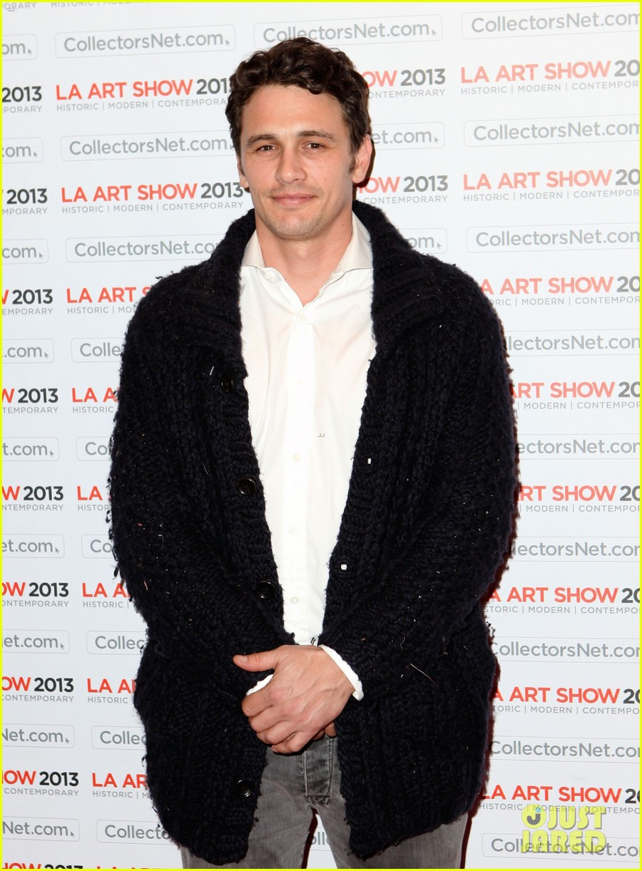 james franco la art show opening night premiere party 022797827