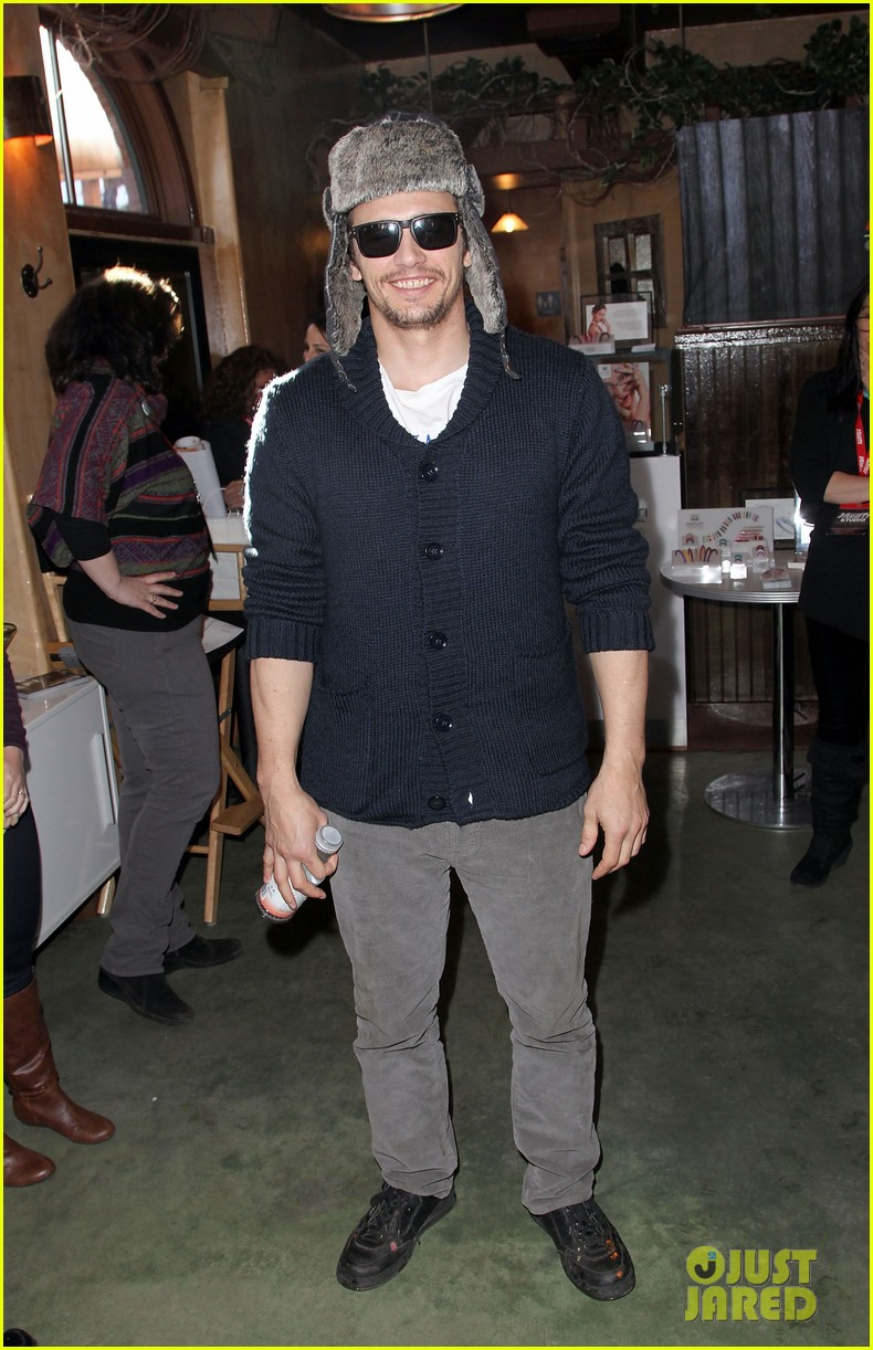 james franco variety studio at sundance 05