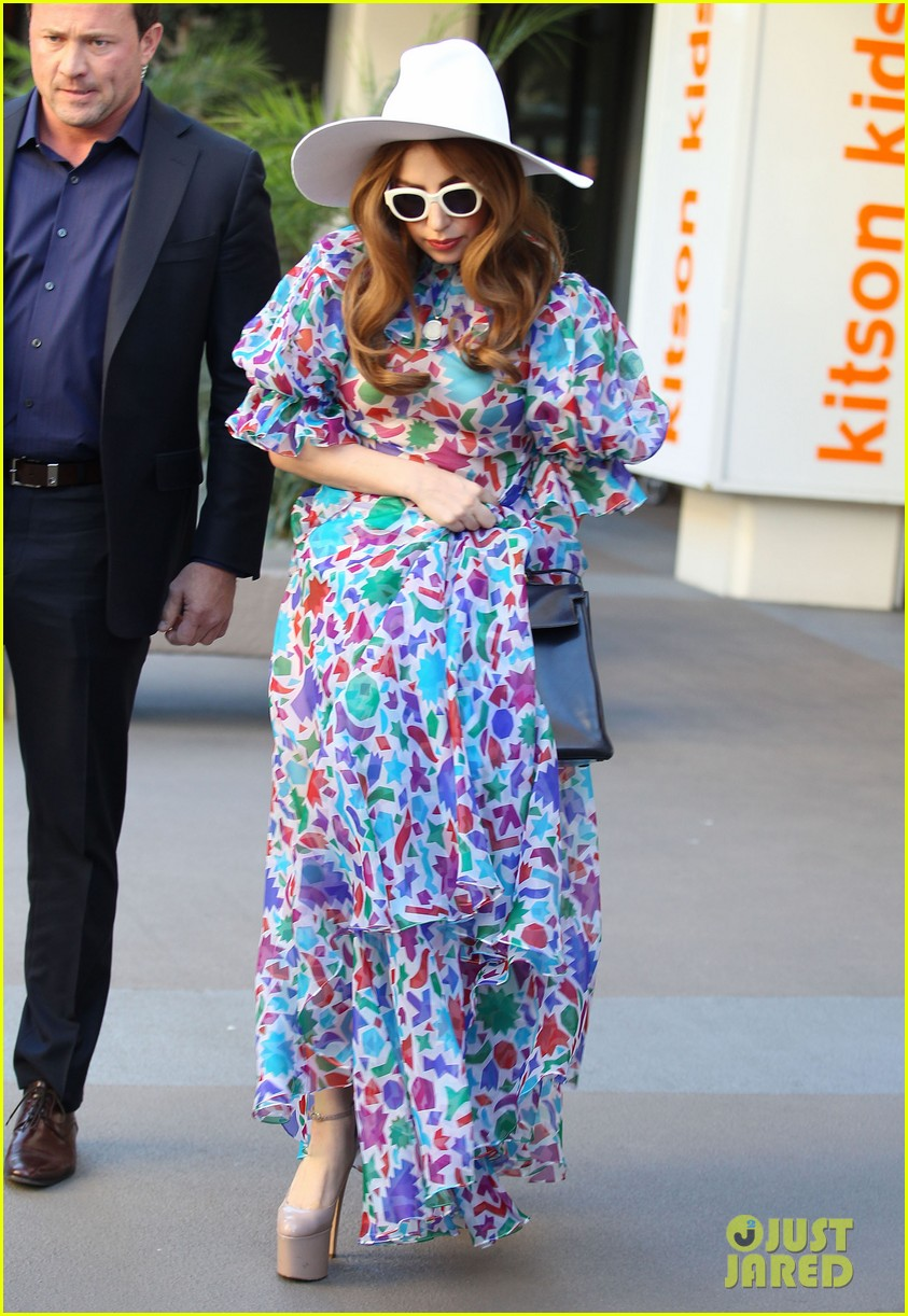 lady gaga colorful kitson kids shopper 05