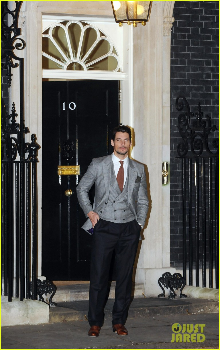 david gandy london collections men shows 14