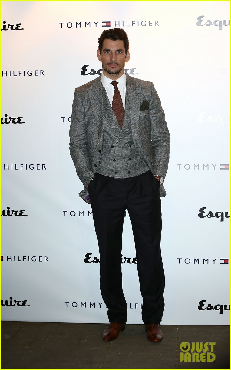 david gandy london collections men shows 152786305