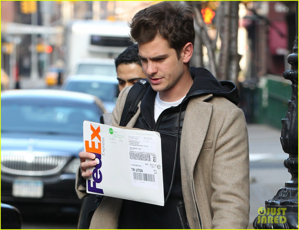 andrew garfield spider man sequel begins filming soon 04