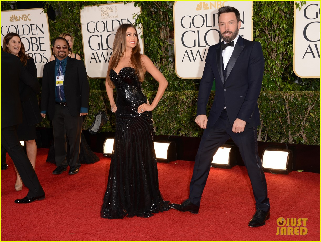 jennifer garner golden globes 2013 red carpet 04