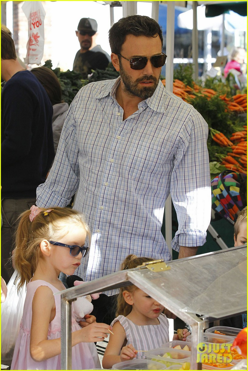 jennifer garner ben affleck weekend outings with the girls 112796349