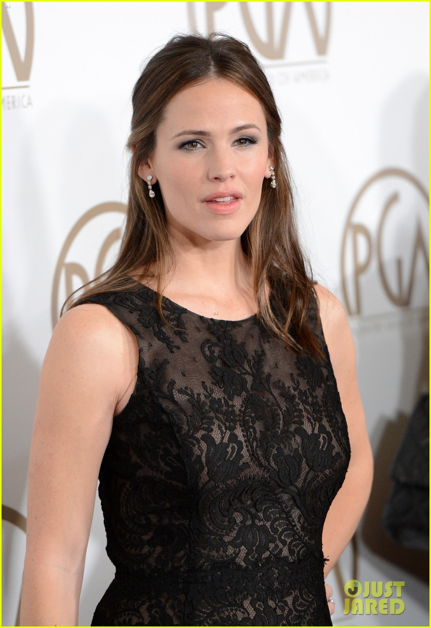 jennifer garner ben affleck pgas carpet 07
