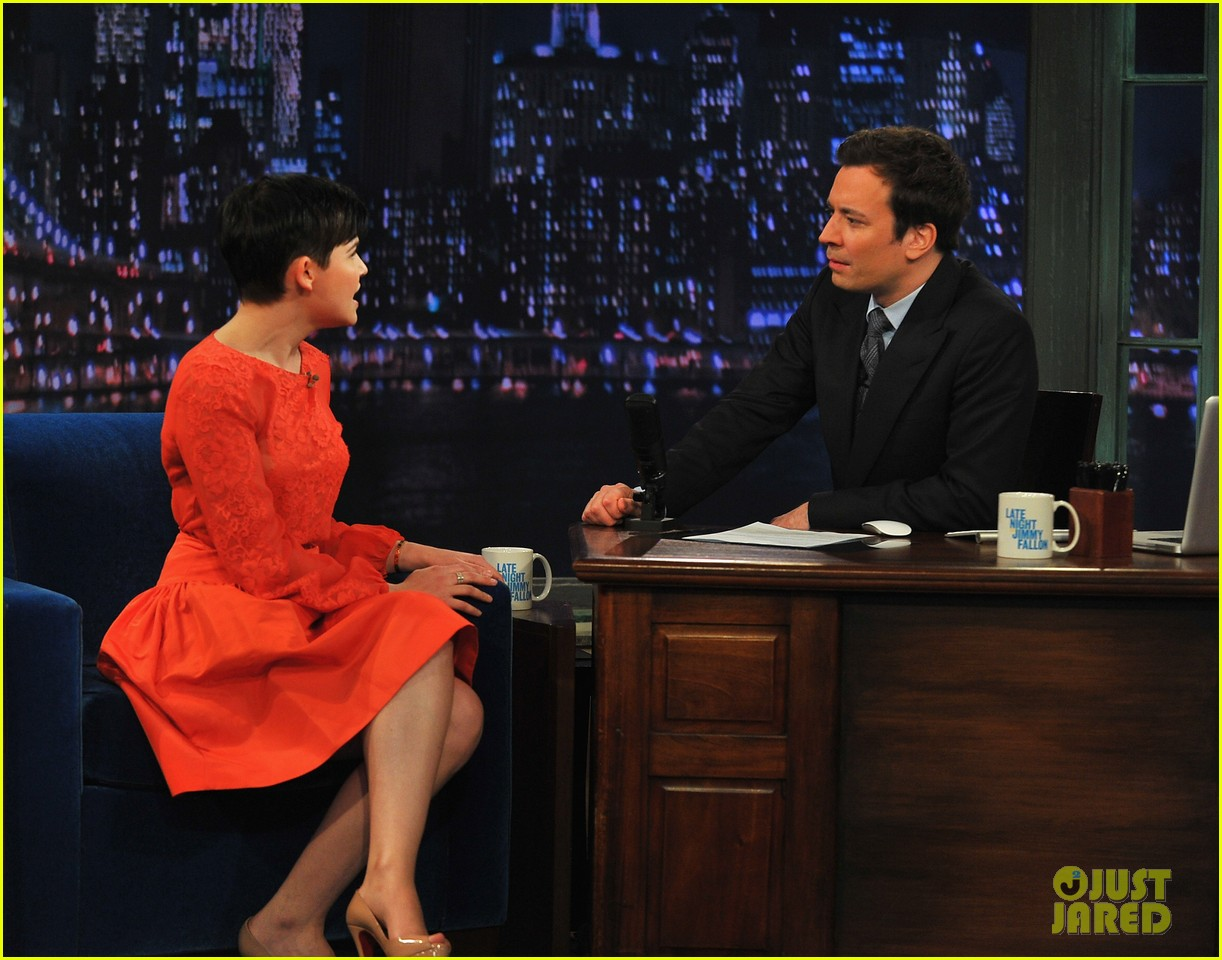 ginnifer goodwin late night with jimmy fallon appearance 092788224