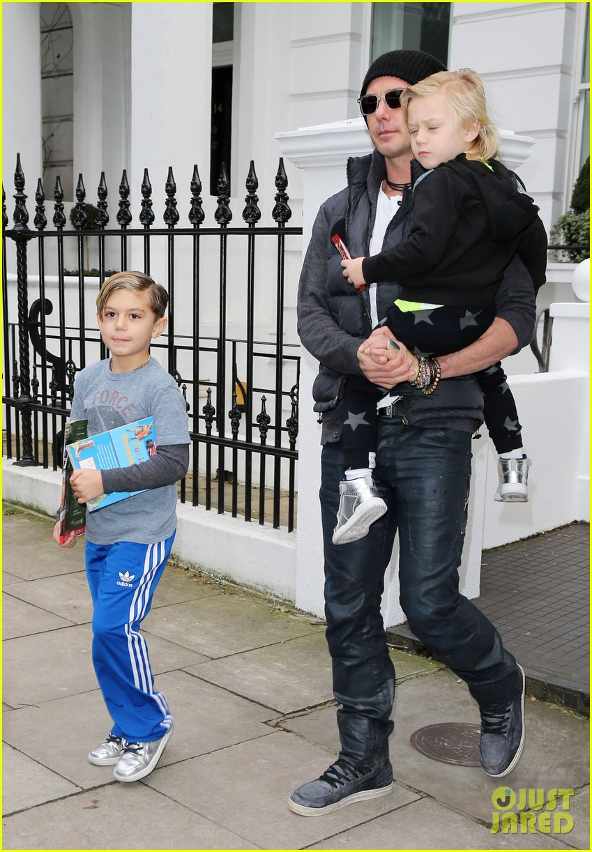 gwen stefani family later london 102784674