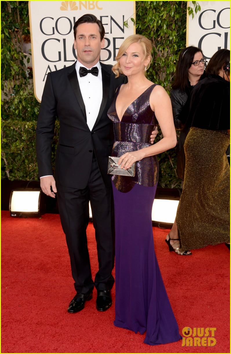jon hamm golden globes 2013 red carpet 05