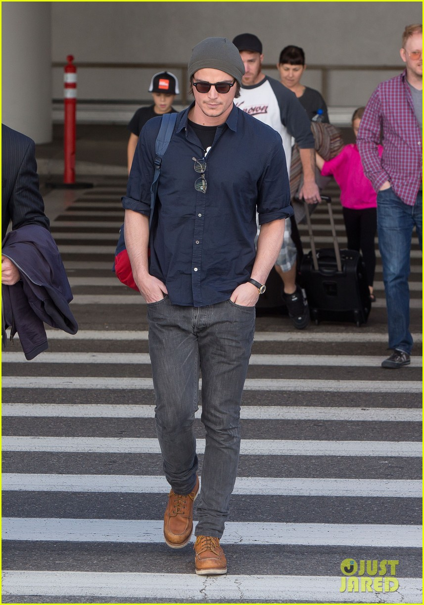 josh hartnett back from sundance 01