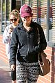 vanessa hudgens studio city hike with stella 04