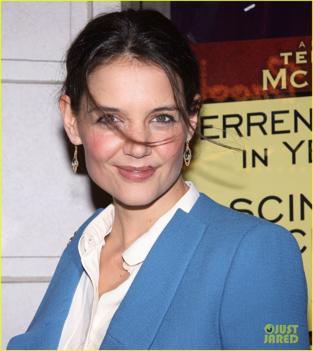 katie holmes the other place broadway opening night 042788957