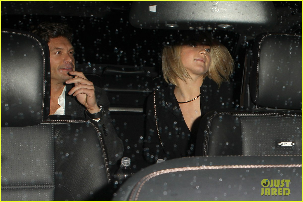 julianne hough ryan seacrest date night 032799318