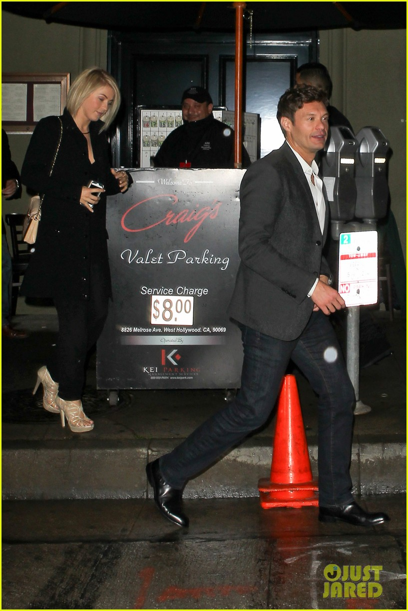 julianne hough ryan seacrest date night 05