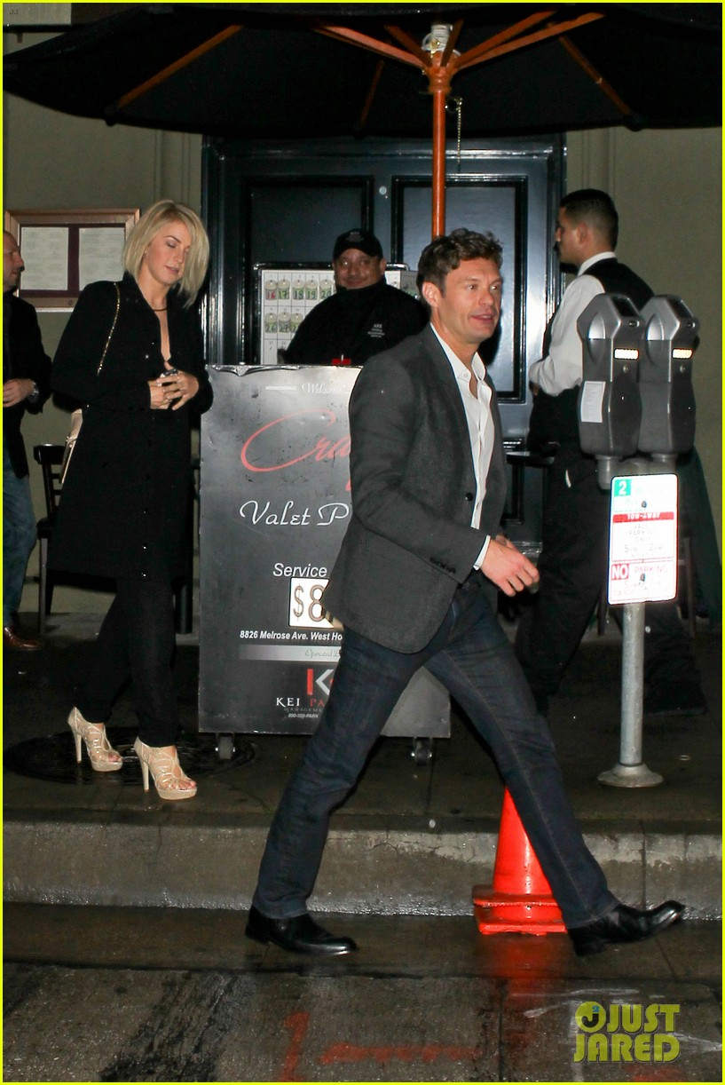 julianne hough ryan seacrest date night 06