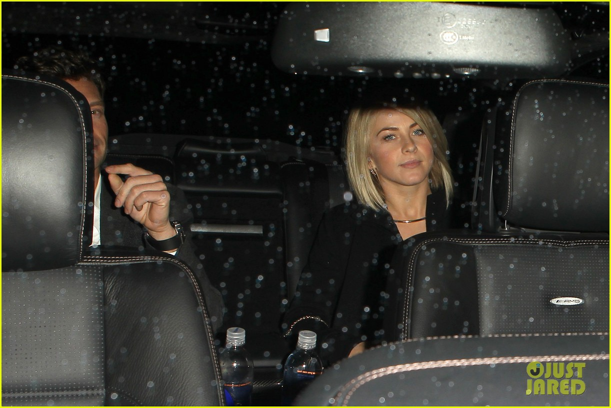 julianne hough ryan seacrest date night 10