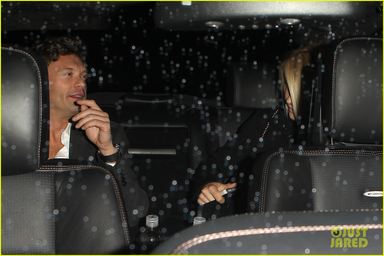 julianne hough ryan seacrest date night 11
