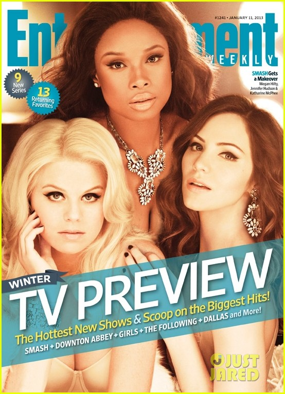 jennifer hudson smash ladies cover entertainment weekly