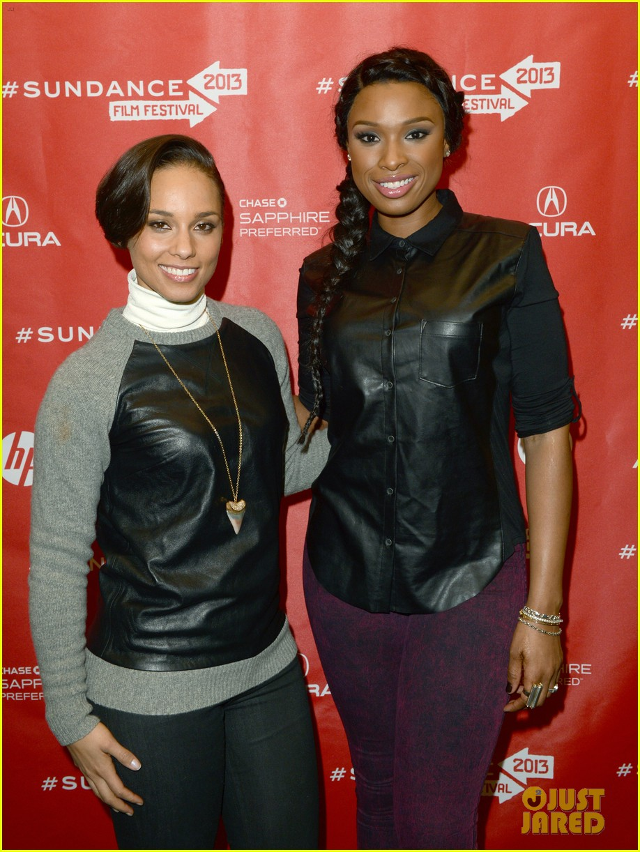 jennifer hudson alicia keys defeat of mister and pete screening 082794109
