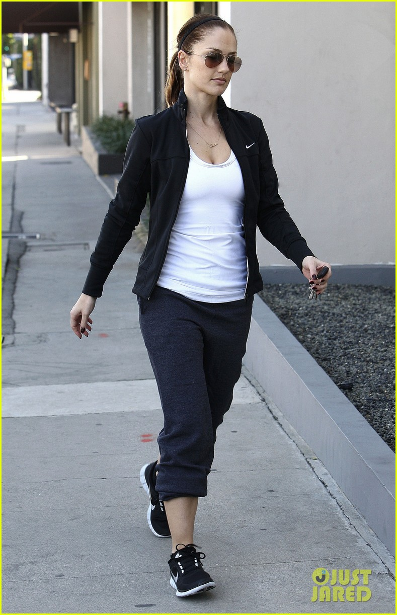 minka kelly west hollywood wednesday 08