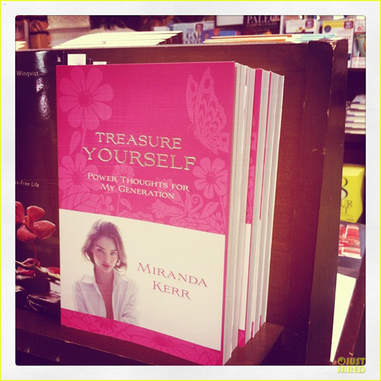 miranda kerr treasure yourself power thoughts for my generation author 05