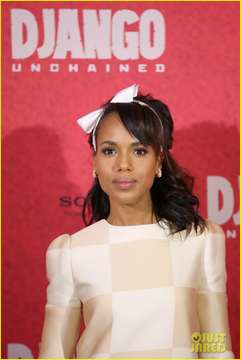 kerry washington jamie foxx django berlin photo call 11