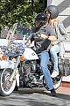 heidi klum martin kirsten motorcycle couple 12