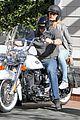 heidi klum martin kirsten motorcycle couple 15