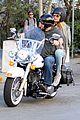 heidi klum martin kirsten motorcycle couple 19
