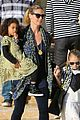 heidi klum martin kirsten lunch shopping with the girls 20