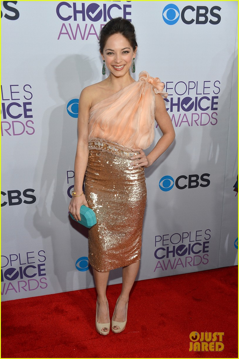 kristin kreuk jay ryan peoples choice awards 2013 012788060