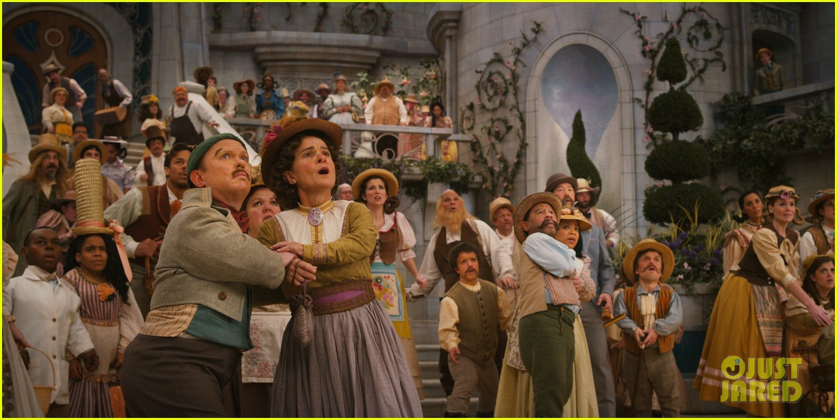 mila kunis james franco oz the great and powerful set visit 16