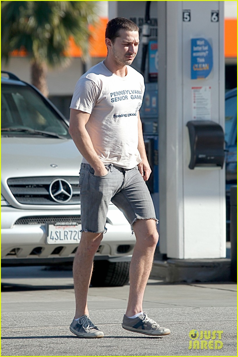 shia labeouf no more beard 09