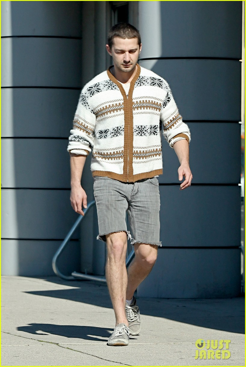 shia labeouf no more beard 11