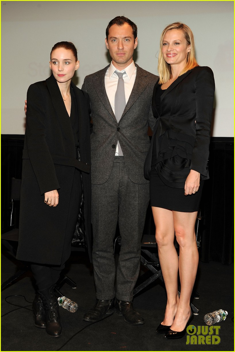 jude law rooney mara side effects special screening 03