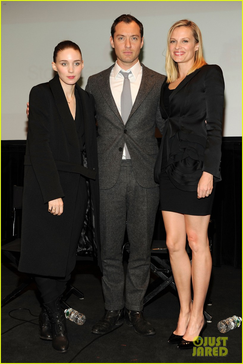 jude law rooney mara side effects special screening 12