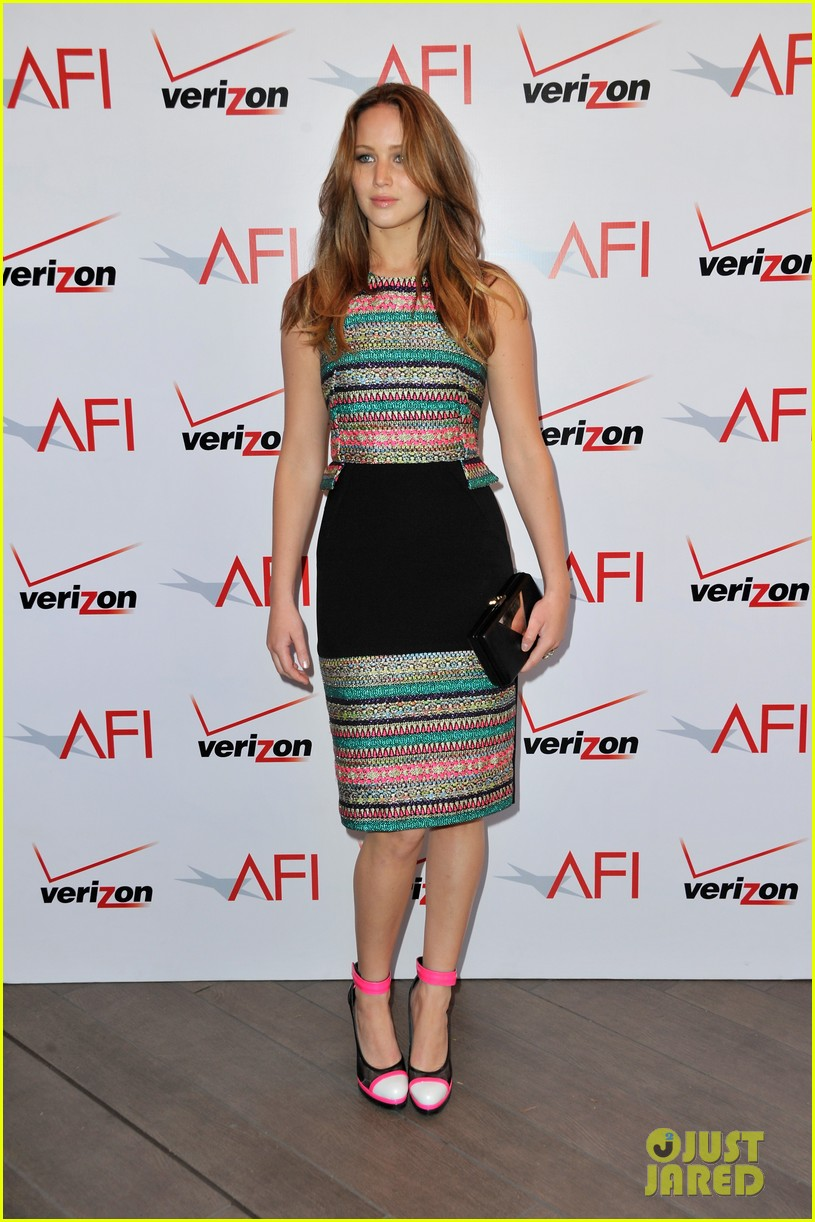 jennifer lawrence bradley cooper afi awards 2013 16