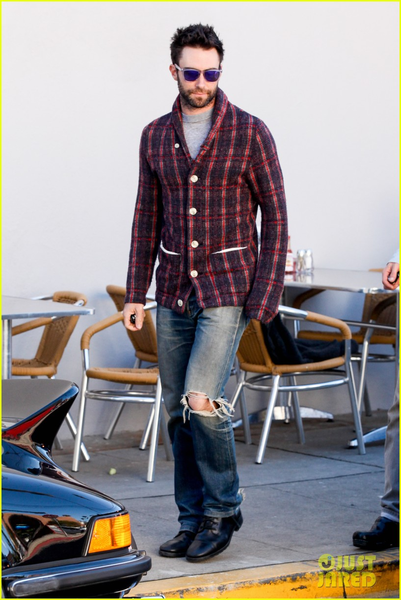 adam levine kmart clothing line in the works 07