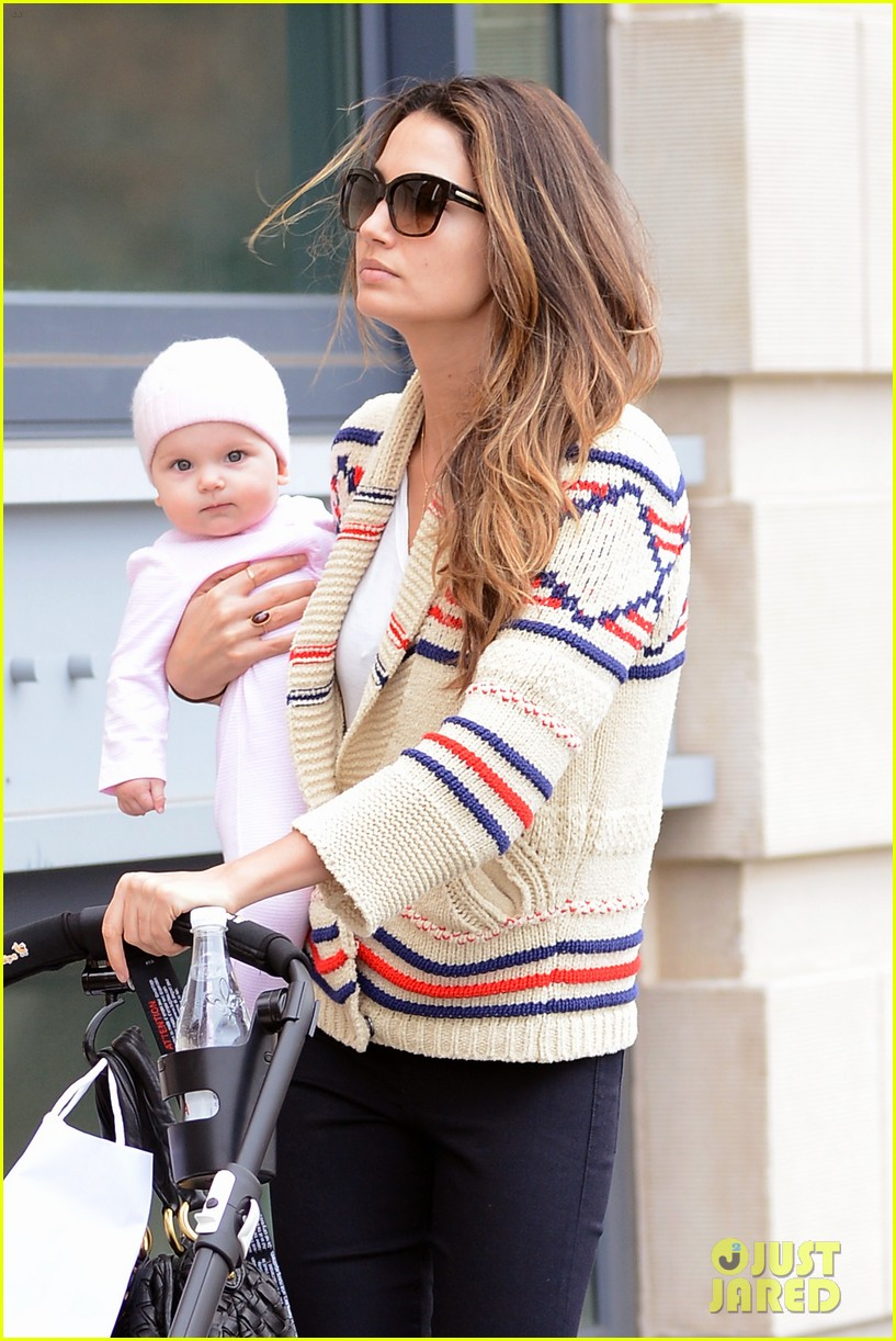 lily aldridge dixie followill new york city 05